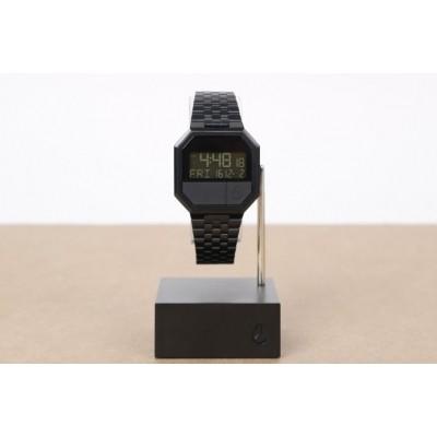 Nixon A158-001-00 Watch Re-run Zwart