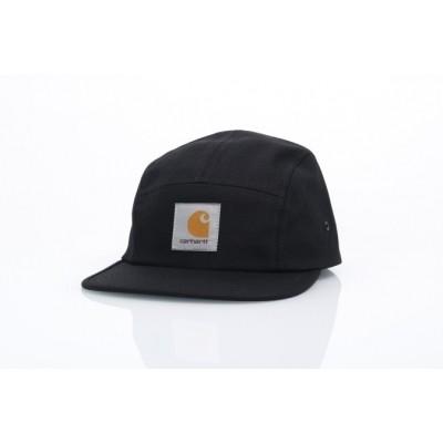 Carhartt WIP I016607-8900 Strapback cap Backley Zwart