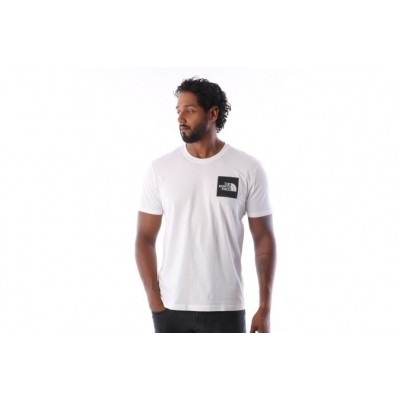The North Face T0CEQ5-LA9 T-shirt Fine Tnf white / Tnf black