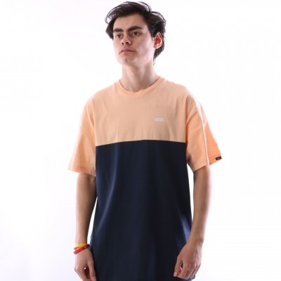 Vans VA3CZD-PGH T-shirt Colorblock Apricot ice/dress blues