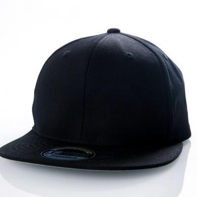 Ethos Basic snap KNW-1467 black KNW-1467 dad cap black