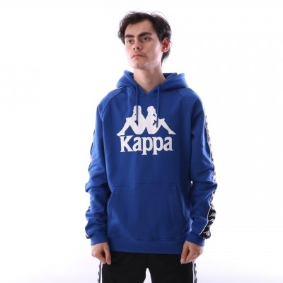 Kappa 303WH20-902 Hooded Authentic hurtado Blauw