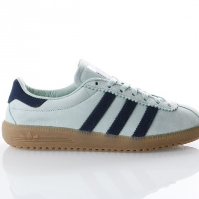 Adidas Originals CQ2783 Sneakers Bermuda Ash green/collegiate navy/gum