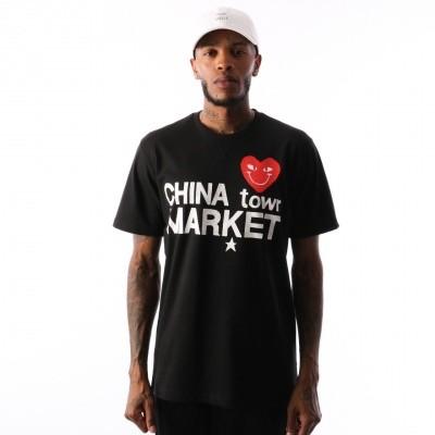 Chinatown Market Comme De Chinatown CTM-CDC T shirt Black
