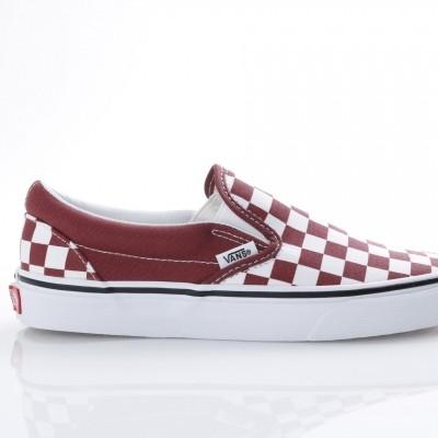 Vans Classics VA38F7-QCJ Sneakers Classic slip-on Rood