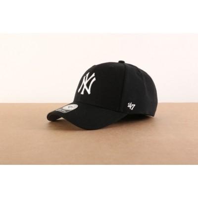 47 Brand B-MVP17WBV-BK Dad cap Mvp NY Yankees Zwart