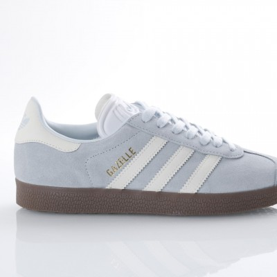 Adidas Originals CQ2178 Sneakers Gazelle Blauw