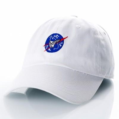 Ethos Space KBSV-036 white KBSV-036 dad cap white