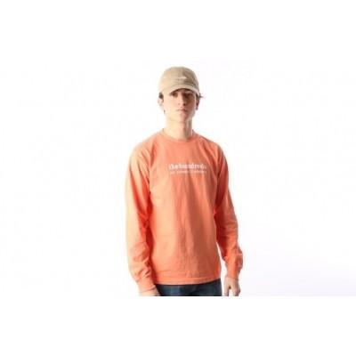 The Hundreds X Carrots By Anwar L17W301003 Longsleeve Wordmark Roze