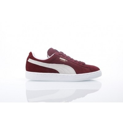 Puma 352634-75 Sneakers Suede classic+ Rood