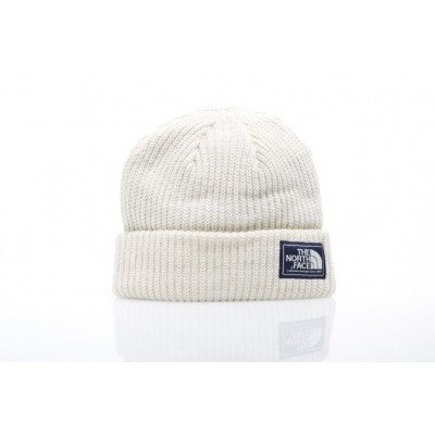 The North Face T0A6W3-WTD Beanie Salty dog Wit