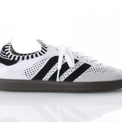 Adidas Originals CQ2217 Sneakers Samba PK sock Wit