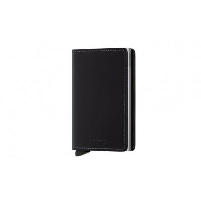 Secrid SO-BLACK Wallet Slimwallet original Zwart