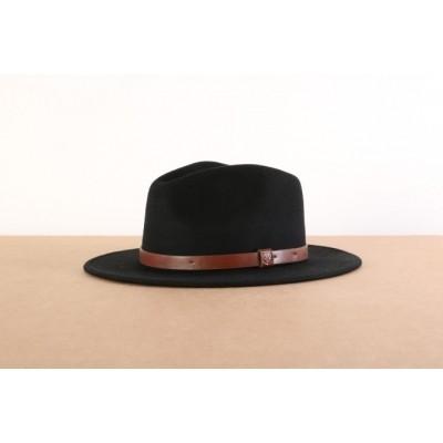 Brixton 00136-BLACK Hat Messer Zwart