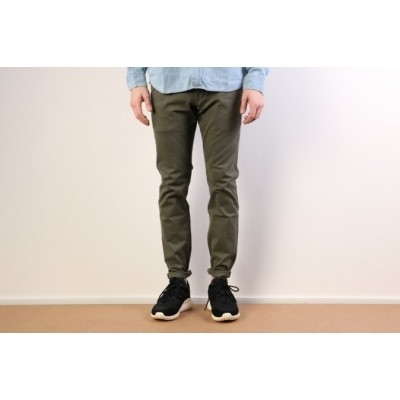Reell 1110-004/01-001-160 Chino Flex tapered Groen