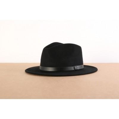 Brixton 00136-BKBLK Hat Messer Zwart