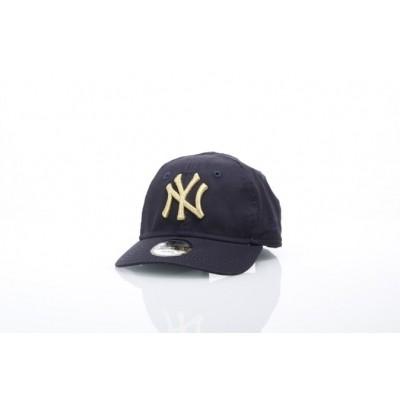 New Era Kids 80536479 Dad cap Infant golden 940 NY Yankees Blauw