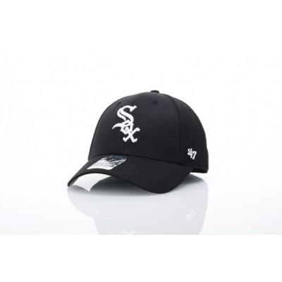 47 Brand B-MVP06WBV-HM Dad cap Mvp Chicago White Sox Zwart