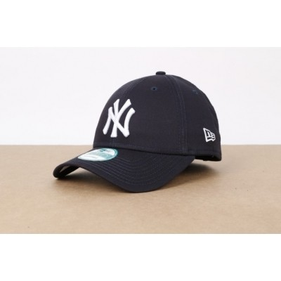 New Era 10531939 Dad cap 9Forty league basic NY Yankees Blauw