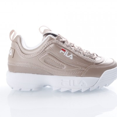 Fila Ladies 1010303-80D Sneakers Disruptor metallic Rose Gold