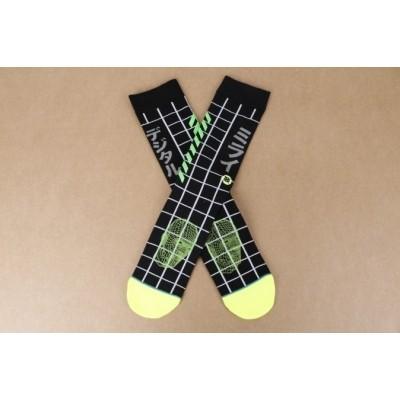 Stance M545D16FUD-BLK Socks Future digital Zwart