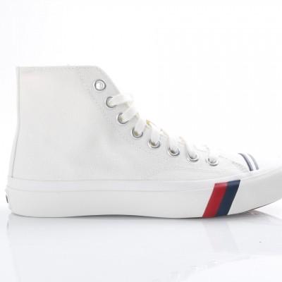PRO-Keds PK54477 Sneakers Royal hi core canvas Wit