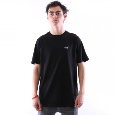 Reell 1301-009/03-006-120 T-shirt Small script Zwart