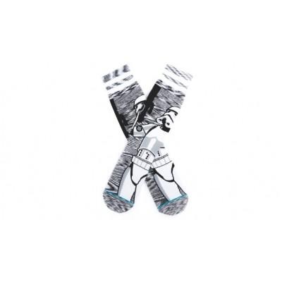 Stance M545D17EMPG-RYL Socks Star Wars Empire Grijs