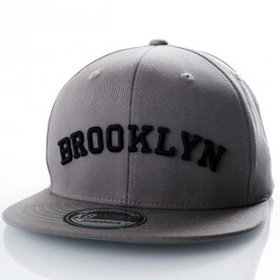 Ethos Brooklyn KBN-500BN light grey KBN-500BN dad cap light grey