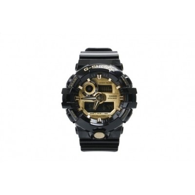 Casio G-Shock GA-710GB-1AER Watch GA-710GB Zwart