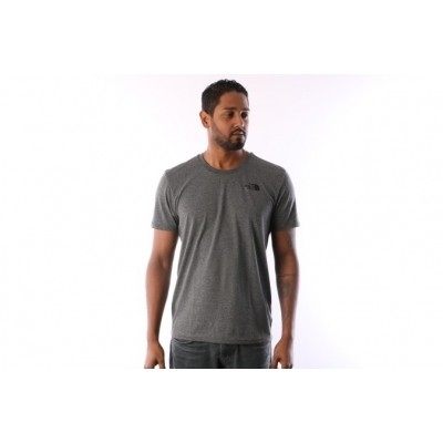 The North Face T92TX5-JBV T-shirt Simple dome Grijs