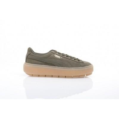 Puma Ladies 365830-03 Sneakers Platform trace Groen