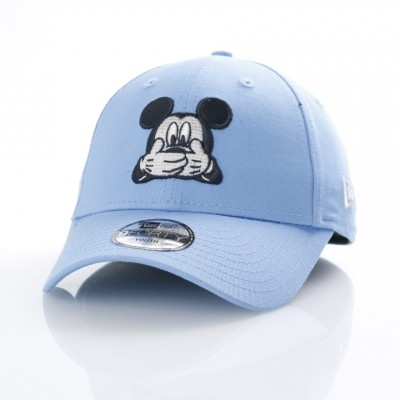 New Era Disney Kids 80536741 Dad cap Kids Disney expression 940 Mickey Mouse Blauw