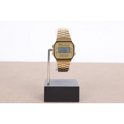 Casio Vintage A168WG-9EF Watch A168WG Goud