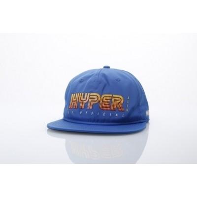 Official SS17-5008 Strapback cap Horizon Blauw