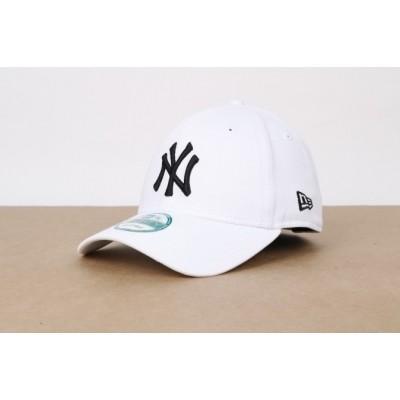 New Era 10745455 Dad cap 9Forty league basic NY Yankees Wit