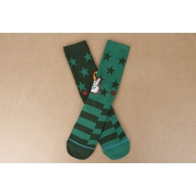 Stance M526D16OUT-GRN Socks Outlook Groen