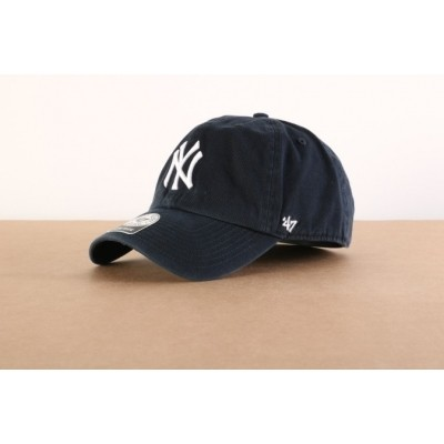 47 Brand B-RGW17GWS-HM Dad cap Clean up NY Yankees Home