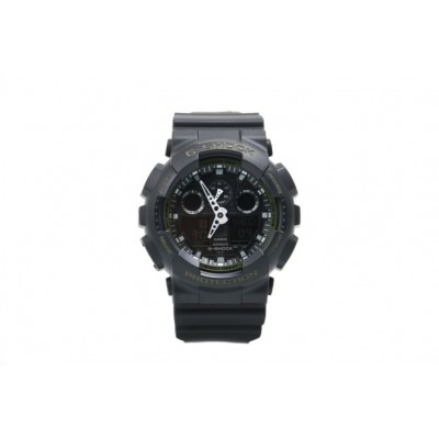 Casio G-Shock GA-100L-1AER Watch GA-100L Zwart