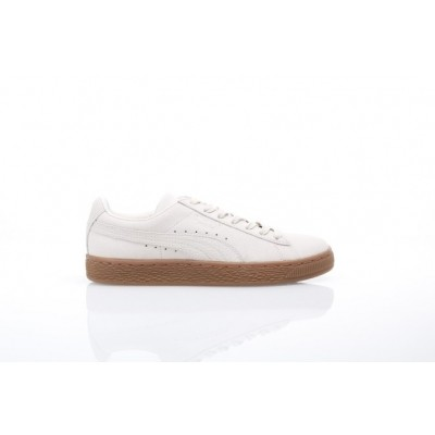 Puma 363869-02 Sneakers Suede classic natural warmth Wit