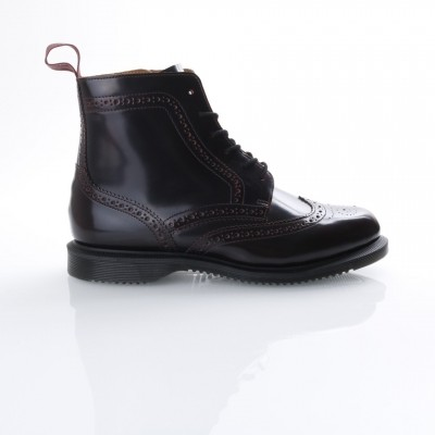 Dr. Martens Ladies 22721600 Boots Delphine Rood