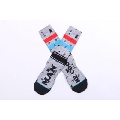 Stance M526B17BEC Socks Be cool Bruin