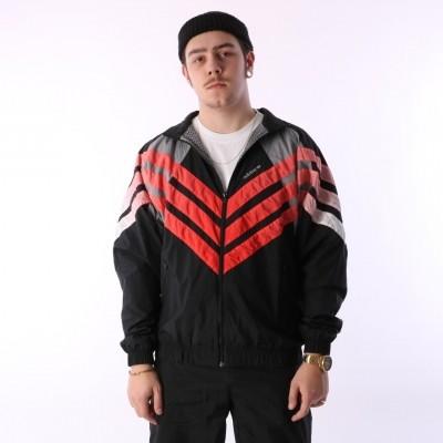 Adidas Originals CW4988 Tracktop Tironti Zwart