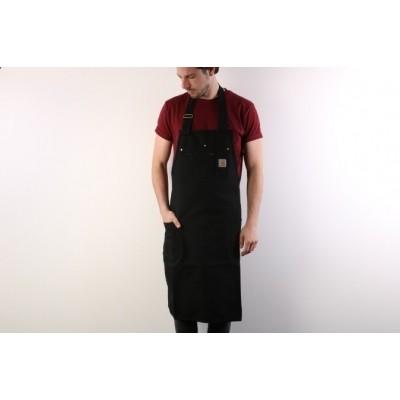 Carhartt WIP I021119-8901 Schort Canvas apron Zwart