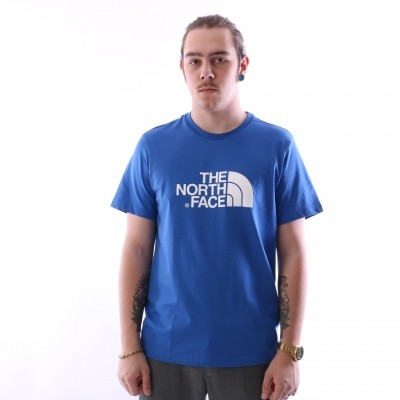 The North Face T92TX3-WXN T-shirt Easy Blauw