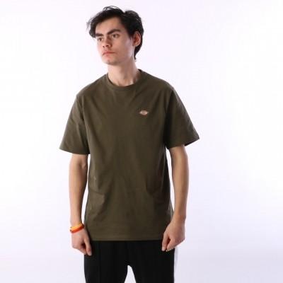Dickies 06 210578-DKO T-shirt Stockdale Groen
