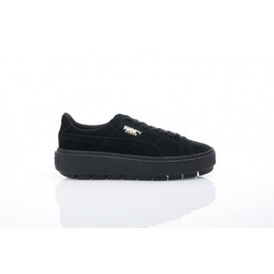 Puma Ladies 365830-01 Sneakers Platform trace Zwart