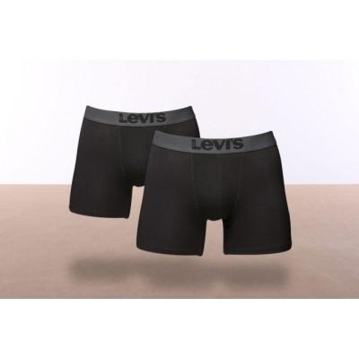 Levi's Bodywear 951007001-884 Boxershort 200SF brief 2-pack Zwart