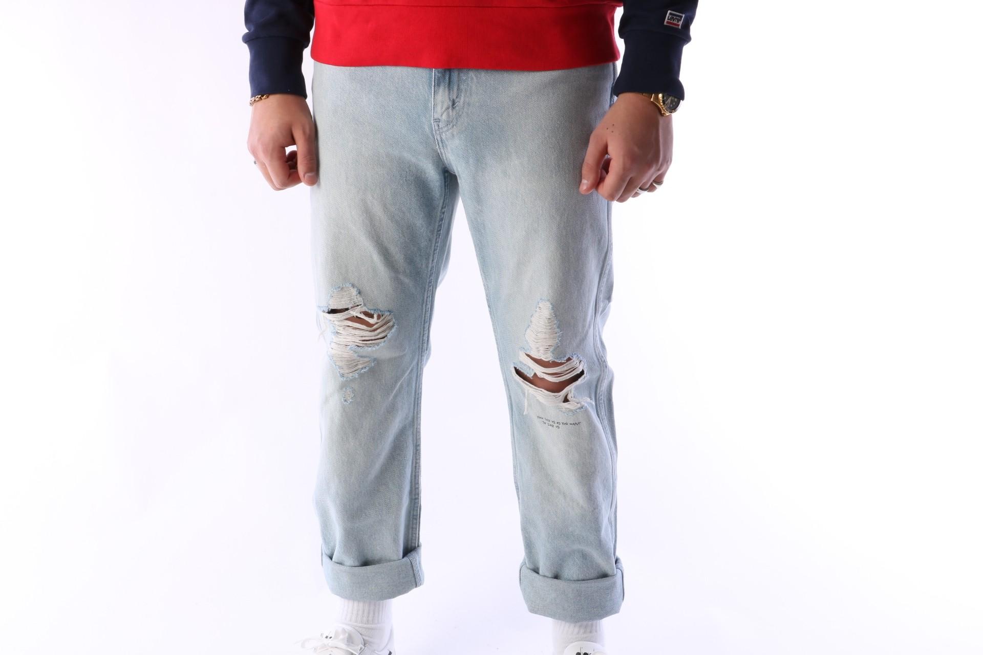 Foto van Levi's 29936-0008 Jeans Line 8 straight L8 social studies