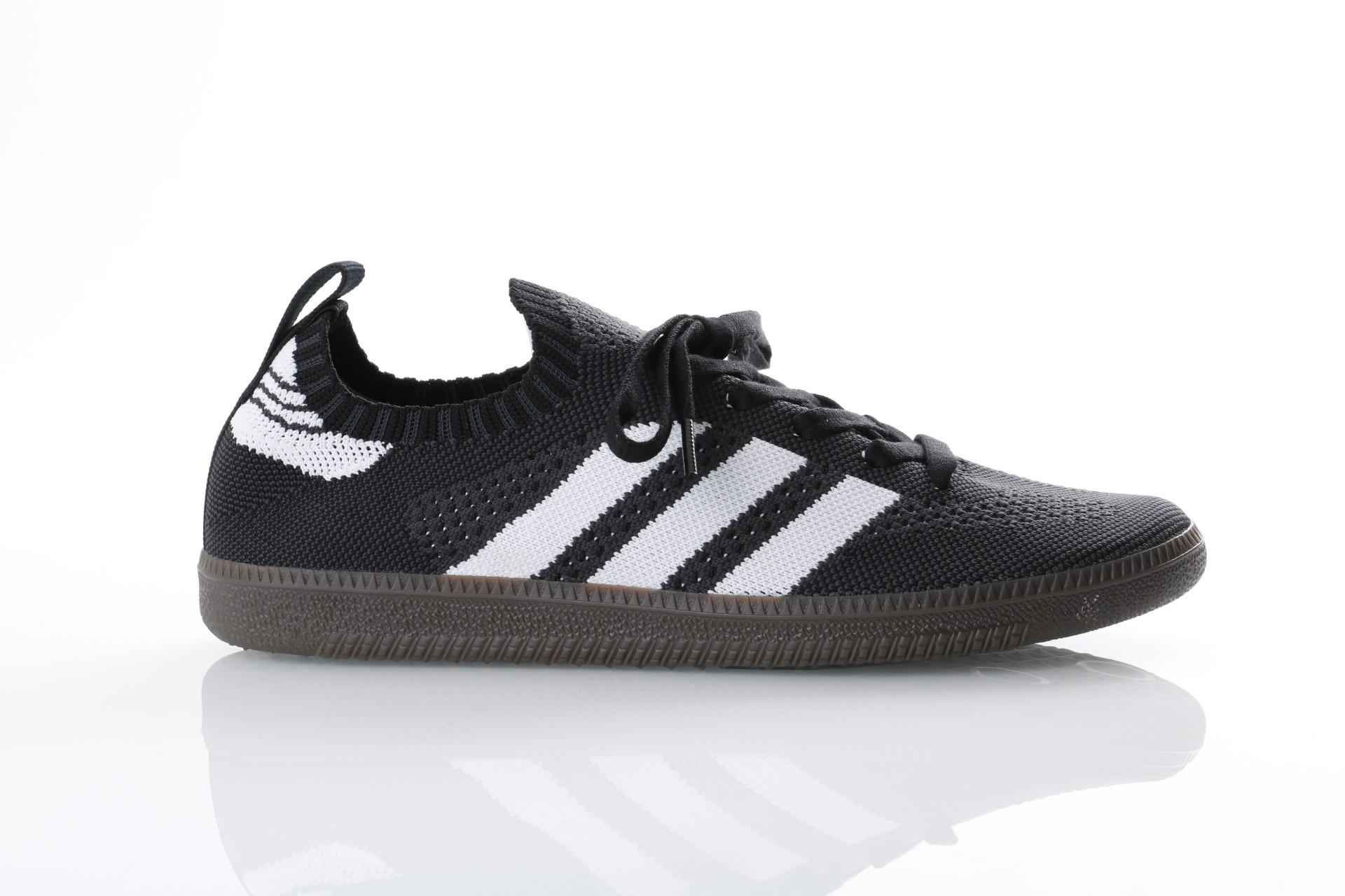 Foto van Adidas Originals CQ2218 Sneakers Samba PK sock Zwart